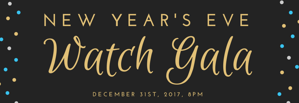 ring in the new year with us new years eve watch gala sunday december 31 2017 at 8 pm